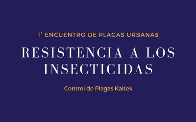 Resistencia a los insecticidas